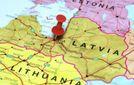 Балтийские страны отреагировали на карту, где их обозначили, как бывшие советские республики
