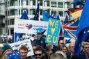 Запобігти Brexit: близько 100 тисяч протестувальників вийшли на вулиці Лондона