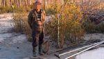 """Поліція """"накрила"""" бізнес з нелегального видобутку бурштину на Житомирщині"""