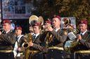 Вулицями Житомира з нагоди дня міста пройшли парадом військові оркестри: фото