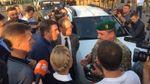 Українські прикордонники пояснили, чому закрили кордон перед носом у Саакашвілі