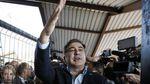 Прорыв Саакашвили: всем спасибо, все свободны