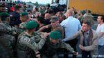 Как бы поступили в ситуации с Саакашвили израильские пограничники