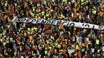 В Барселоне прошел один из самых масштабных протестов за последние несколько лет