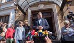 Саакашвілі прокоментував візит правоохоронців до готелю та розповів про плани