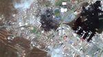 """Супутники показали наслідки урагану """"Ірма"""" у Карибському морі: моторошні фотопорівняння"""