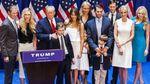 Трамп вдев'яте став дідусем: опубліковано фото немовляти