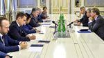 Порошенко встретился с заместителем главы МВФ: детали переговоров