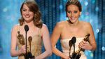 Почему Эмма Стоун и Дженнифер Лоуренс избегают объятий
