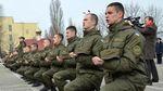 Під Києвом проходять навчання резервістів Нацгвардії