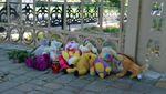 Як в Одесі вшановують жертв смертельної трагедії у Вікторії: емоційні фото