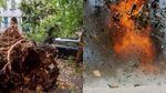"""Главные новости 18 сентября: ураган в Румынии, """"дело 2 мая"""" в Одессе и взрыв в Луганске"""