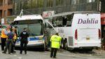 Автобус на швидкості влетів в інший у Нью-Йорку – є жертви: з'явились моторошні кадри