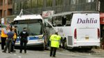 Автобус на скорости влетел в другой в Нью-Йорке – есть жертвы: появились жуткие кадры