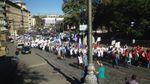 Украинские медики вышли на массовый протест: озвучены требования