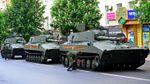 У мережі показали безліч військової техніки в окупованому Донецьку