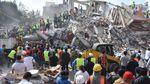 Число жертв землетрясения в Мексике неуклонно растет