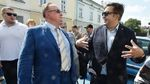 Саакашвили обнародовал подробности своей частной жизни
