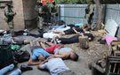"""Кримінальну """"сходку"""" у Кропивницькому перервала поліція: опубліковані промовисті фото"""