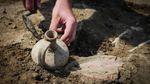 На Харківщині археологи відкрили древній курган
