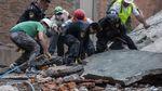 Увеличилось количество жертв землетрясения в Мексике