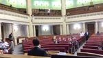 Как депутаты рассматривали судебную реформу в полупустом зале: красноречивые фото