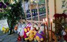 Батьки загиблих у пожежі в таборі Одеси дітей просять можливості гідно їх поховати