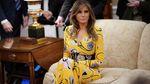 Стилист Мелании Трамп рассказал об особенностях стиля и прихотях первой леди США