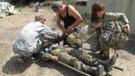 Невтішні новини з фронту: поранено українського військового