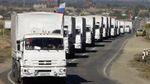 """Поблизу Луганська спостерігачі ОБСЄ помітили вантажівки з """"допомогою"""" від Путіна"""