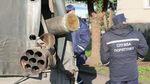 У Калинівці й надалі спостерігається поодинока детонація боєприпасів, – ДСНС