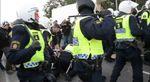 У Швеції сталися сутички між поліцією та учасниками маршу неонацистів: є постраждалі