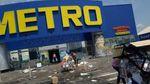 """Як виглядає гіпермаркет """"Метро"""" у Донецьку: приголомшливе фотопорівняння"""