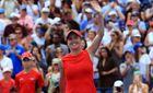 Свитолина победила россиянку и получила 180-ю победу в карьере