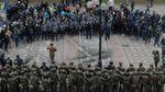 Протести під Верховною Радою закінчились: чого вимагали активісти