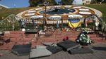 Вандала, який розгромив пам'ятник Героям Небесної сотні, взяли  під варту