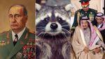 """Найсмішніші меми тижня: ювілей Путіна, єноти-хулігани і """"розумний"""" трап саудівського короля"""