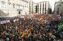 Поліція підрахувала, скільки людей в Барселоні мітингувало проти сепаратизму