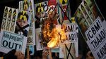Майже 40% правлячої партії Японії підтримали удар по КНДР