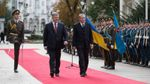 Візит Ердогана в Україну: Порошенко повідомив про результати зустрічі