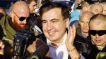 """Через місяць після """"прориву"""" Саакашвілі слідчі прийшли до журналістів по докази"""