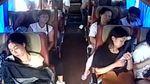Що відбувалося з пасажирами автобуса під час ДТП у Китаї: моторошне відео