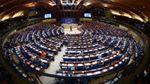 В Раді Європи підготували шлях для зняття санкцій з Росії