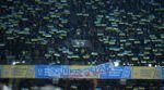 """На """"Олімпійському"""" був вивішений банер з написом: """"SCURKIS-SEPAR. Маріуполь – це Україна"""""""