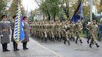 У Дніпрі багатотисячний натовп привітав захисників України