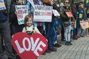 Країну єднає гуманність: українці виходять на масштабний марш