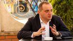"""Соратника Саакашвілі затримали у """"Борисполі"""""""