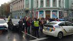 У Києві відбулися сутички між поліцією та автомайданівцями