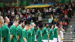 В стартовом матче Кубка Европы украинцы потерпели фиаско