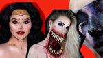 Страшный макияж на Хэллоуин 2017: 10 оригинальных идей в видео и фото